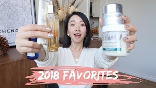 2018 FAVORITES | SKINCARE ❤️年度爱用护肤品系列 TOP 10