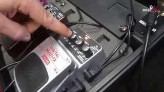 TUTORIAL BEHRINGER PEDAL MULTI-FX FX600