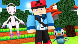 "Minecraft Pixelmon - ""A NEW REGION"" - Pixelmon Sun and Moon - (Minecraft Pixelmon Roleplay) #1"