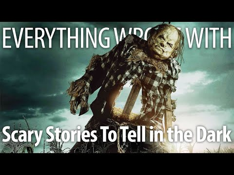 Everything Wrong With Scary Stories to Tell in the Dark in a SCAAARY Amount of Minutes