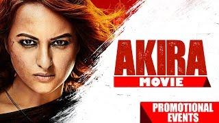 Akira Full Movie (2016) Promotional Events   Sonakshi Sinha, Anurag kashyap, Konkona Sen