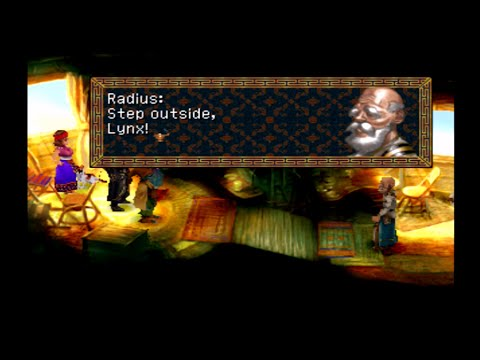 Chrono Cross Pt 35: Not in the House!