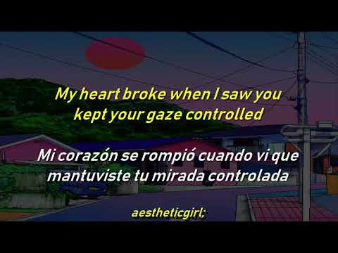 crave you - flight facilities ft. Giselle. [lyrics & sub español]