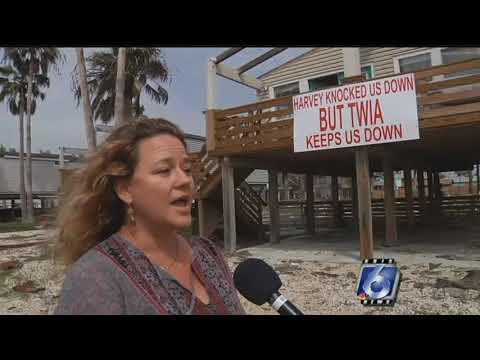 Port Aransas resident fed up with Texas Windstorm Insurance Association