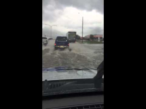 RAW: Flooding in east Colorado Springs