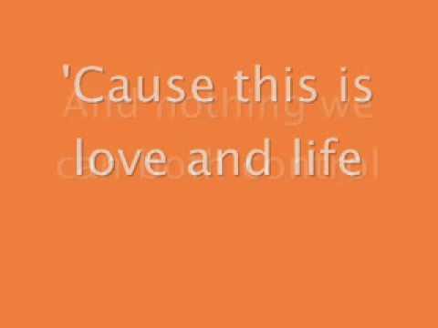 Leona Lewis- I Got You (with lyrics)