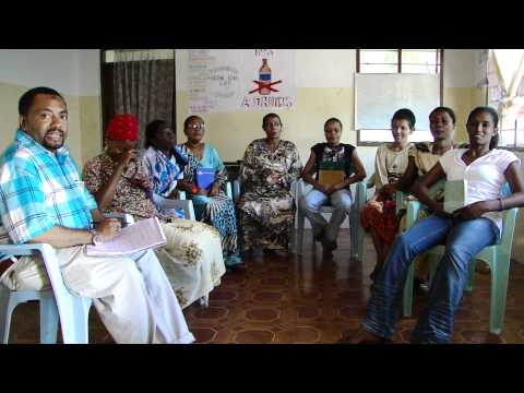 women in recovery in zanzibar
