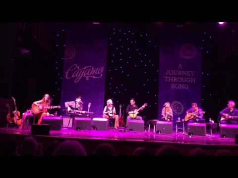 Patty Griffin, Buddy Miller, EmmyLou Harris, Lee Ann Womack, Luther Dickinson and Rodney Crowell