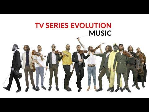 Evolution Of TV Series Music (Violin Valenti Cover)