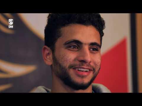 محمد محمود: قادرون على حسم الدوري.. ولن نتنازل عن الكأس الإفريقية