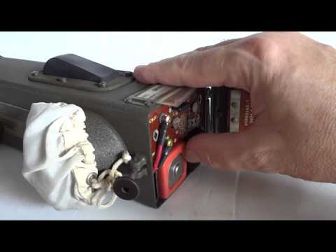 BC-611 radio (SCR536) comes to life after 50 years