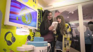 SiNG PARTY at the Manchester Arndale Centre (Wii U)