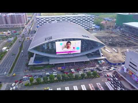 Manila Drone Footage (October 2018) 4k