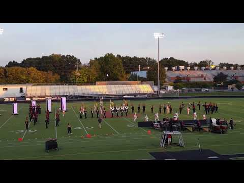 2017 George Rogers Clark High School Marching Band - Lafayette Invitational