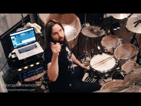 "Alberto Rigoni (feat. Marco Minnemann) ""Evorevolution""  Album Promo Teaser"