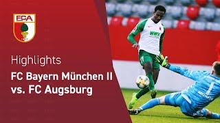 19/20 // Highlights // FCA besiegt Bayern II 4:1