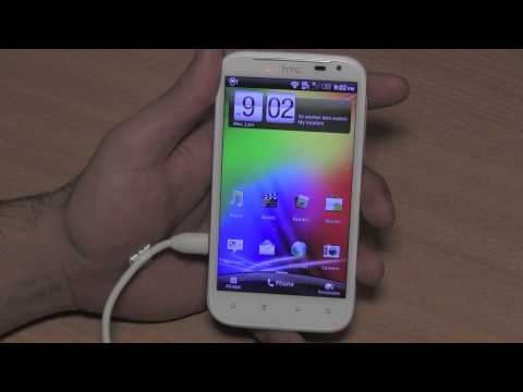 HTC Sensation XL Unboxing quick review feat: Samsung Galaxy Note
