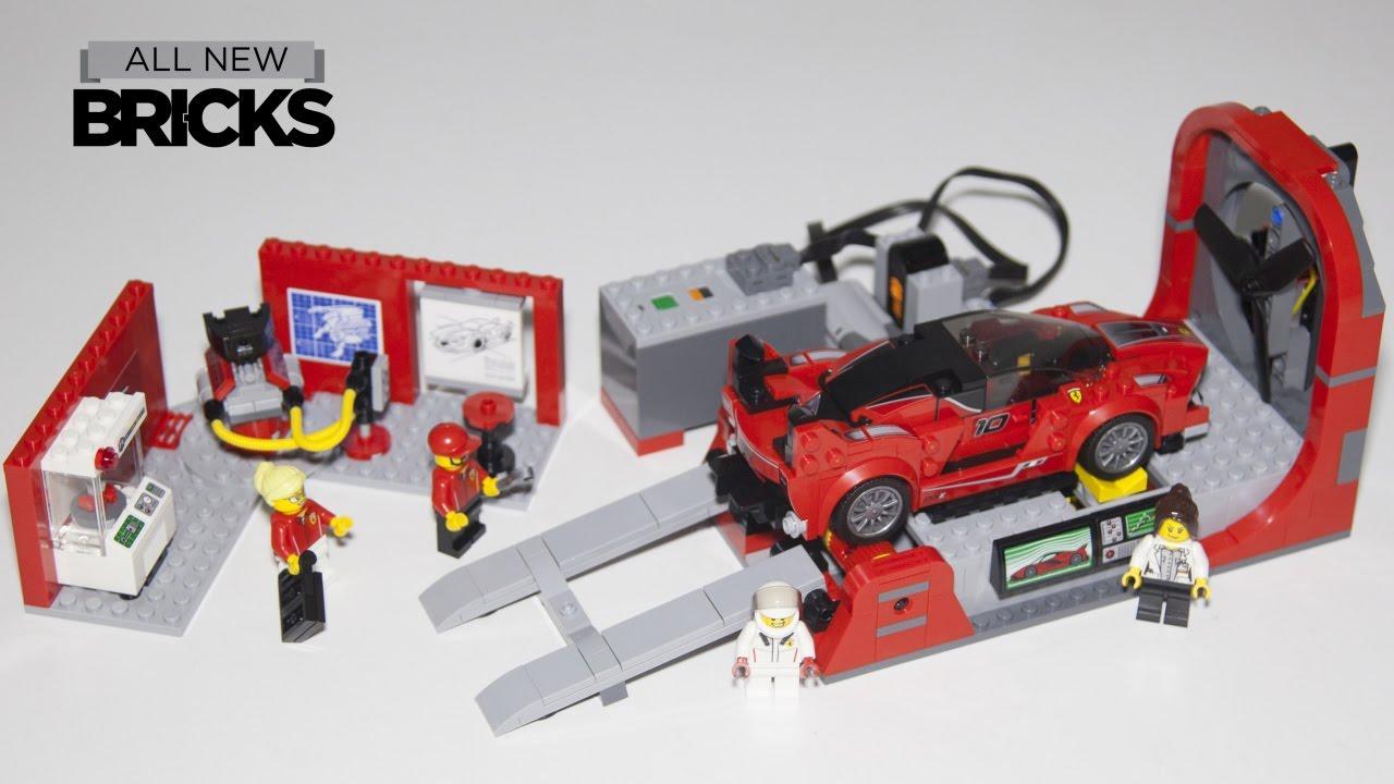 Lego Speed Champions 75882 Ferrari FXX K & Development ...