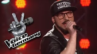 Incubus - Love Hurts | Angelo Walter Cover | The Voice of Germany 2017 | Blind Audition