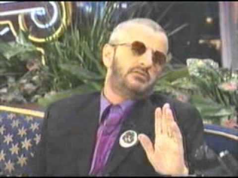 Family Man Ringo Starr