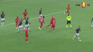 Highlights: FC Nordsjælland - AGF: 2-4