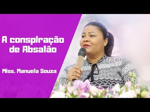 Miss. Manuela Souza| Ciben 2019