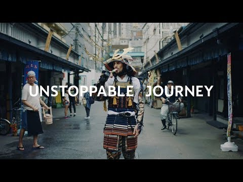 [Tokyo Tokyo Promotion Movie] Unstoppable Journey - Cool