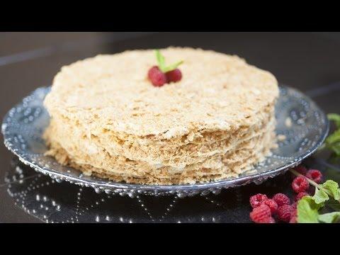 russische torte napoleon