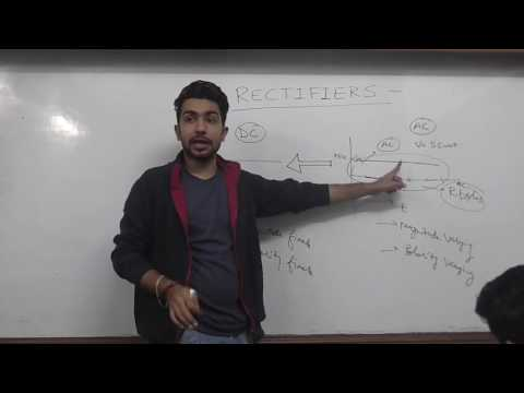 Rectifiers lecture 6 by MSK