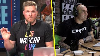 Pat McAfee : Joe Rogan Just Changed Podcasting For Everyone!