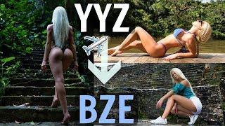 TRAVEL WITH ME | Belize Vlog |