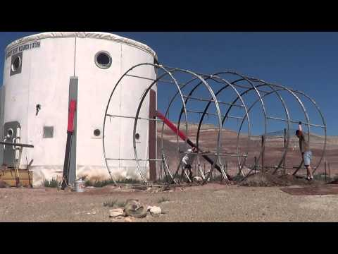 #13 Mars Desert Research Station GREENHAB REFIT 2428July 3 roll