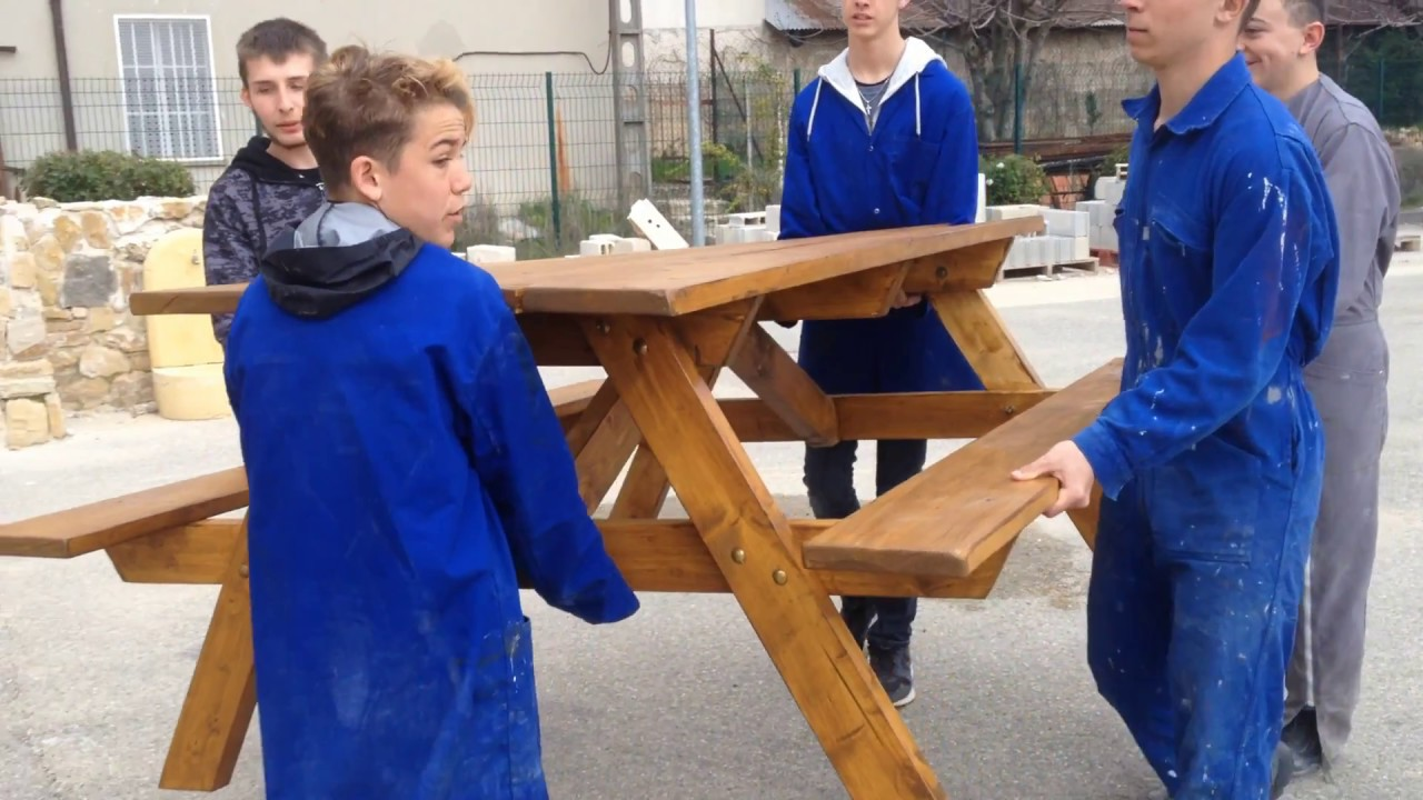 Table Forestiere Youtube