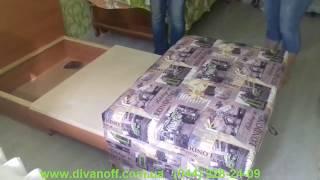 видео Диванофф (Divanoff) фабрика интернет-магазин мебели в Киеве, Украина