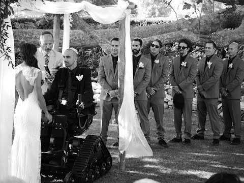 Sam and Jesse Billauer wedding video. Jason Mraz and Chaska Potter Live