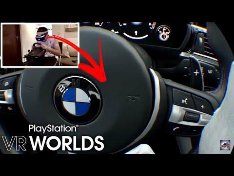 GT SPORT + PS VR + VOLANTE G29 - PISTA  INTERLAGOS  BRASIL