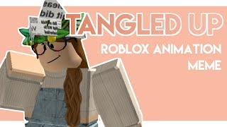 Tangled Up | Roblox Animation Meme