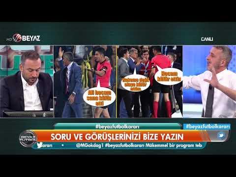 (..) Beyaz Futbol 24 Eylül 2017 Kısım 3/3 - Beyaz TV
