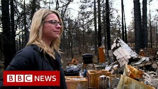 Baixar Paradise fire survivors: 'Losing everything has made me stronger' - BBC News
