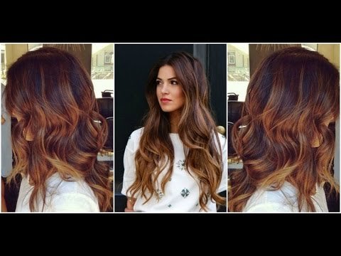 Best balayage hair