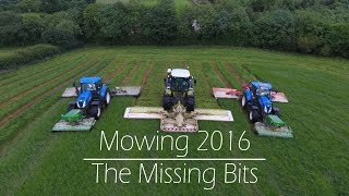 Mowing 2016 - The Missing Bits - 4K
