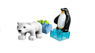 Lego Duplo Zoo Friends 10501 Building