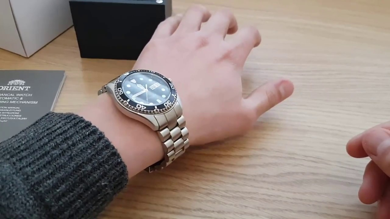 Orient Ray 2 Review Best Budget Mechanical Watch And Bracelet