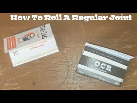 How To Roll A Regular Joint [Step By Step & Easy]