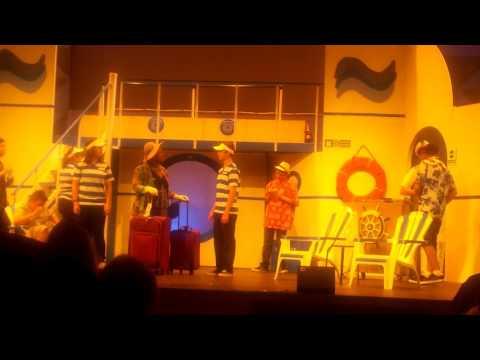 Faith Prep school play