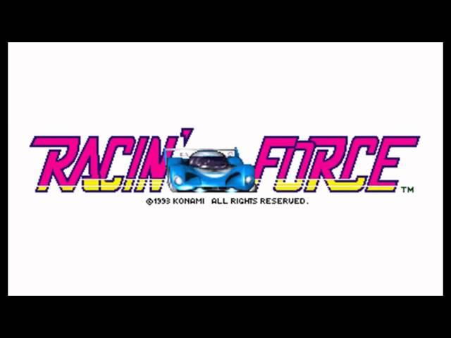 Racin' Force (ARC) - Medley