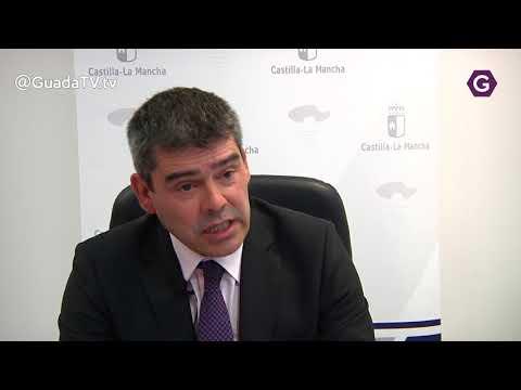 ENTREVISTA SANTIAGO BAEZA, DIRECTOR PROVINCIAL DE ECONOMÍA, EMPRESAS Y EMPLEO DE LA JUNTA