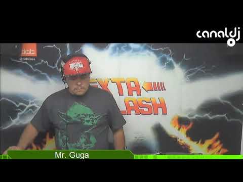 DJ Mr. Guga - 90's - Programa Sexta Flash - 06.10.2017