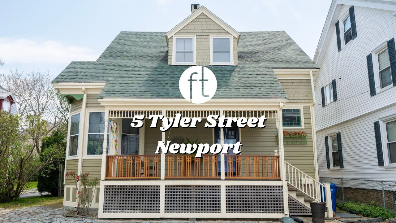 Tour of 5 Tyler Street, Newport