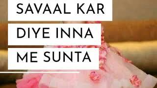 Tareefa song full screen status video